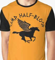 Camp Half-Blood Graphic T-Shirt