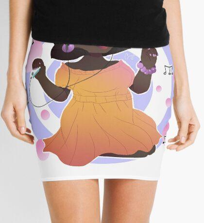 Enjoy the Music Mini Skirt