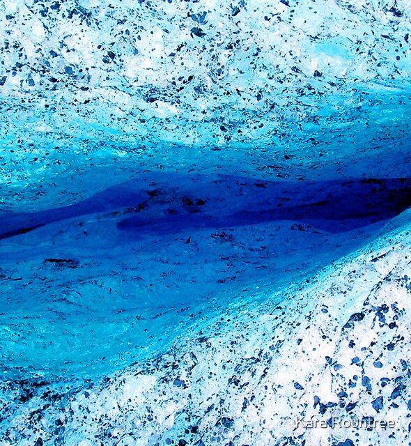 Ice Canyon by Kara Rountree