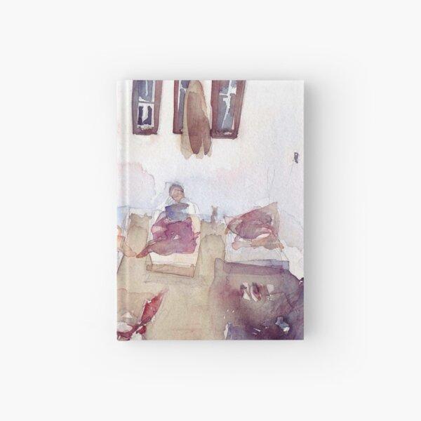 Tamanrasset Algeria, Dar el imzad Hardcover Journal