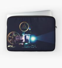 ":Rus"" 8mm film projector Laptop Sleeve"