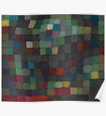 Paul Klee Magic Square Fine Art Print Poster