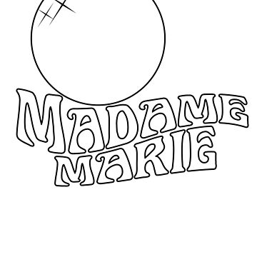 Madame Marie by nightjoy