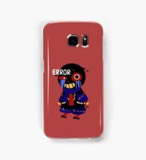 Mini Error Samsung Galaxy Case/Skin