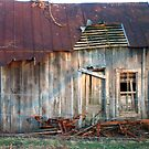 old farm house by woody42tn