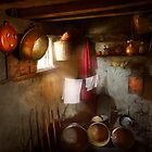 Kitchen - Homesteading life by Michael Savad