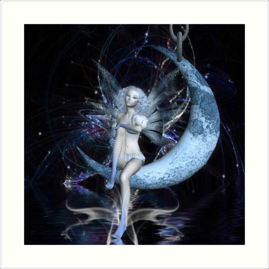 Blue Blue Night by Rose Moxon