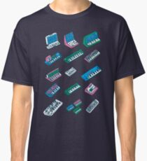 Synth Affection Classic T-Shirt