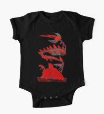 Pokemon Type Red Dragon and Volcano  Kids Clothes