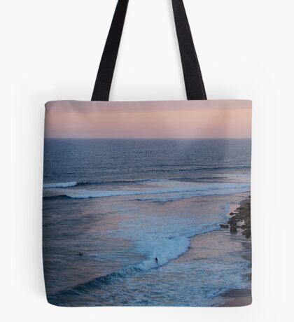 Twilight, Bells Beach Australia,Great Ocean Road Tote Bag