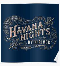 Havana Nights Poster