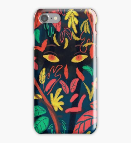 Entre la naturaleza iPhone Case/Skin