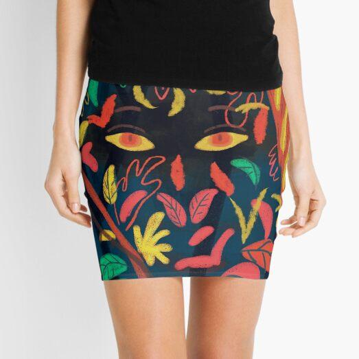 Between nature Mini Skirt