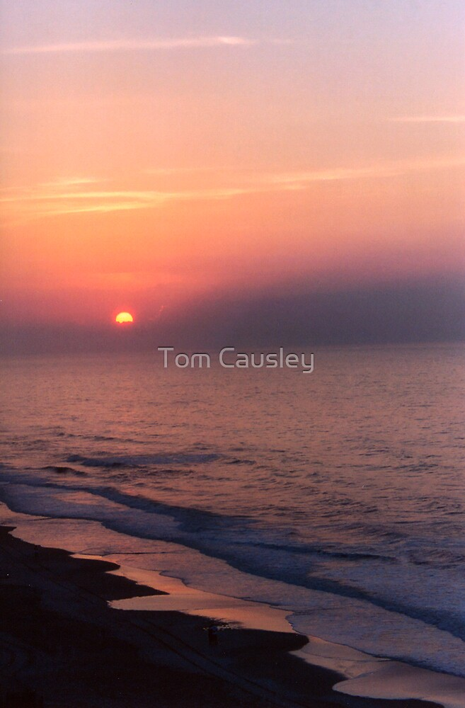 Red Sky by Tom Causley