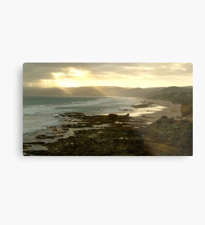 Fairhaven, Great Ocean Road Metal Print