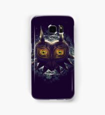 The Epic Evil of Majora's Mask Samsung Galaxy Case/Skin