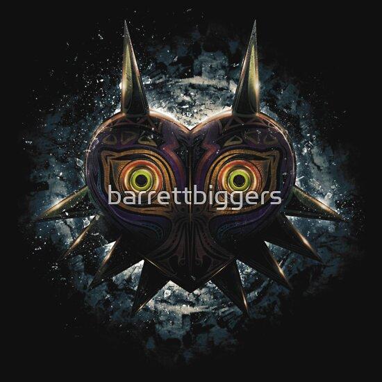 TShirtGifter presents: The Epic Evil of Majora's Mask | Unisex T-Shirt