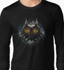 The Epic Evil of Majora's Mask Long Sleeve T-Shirt