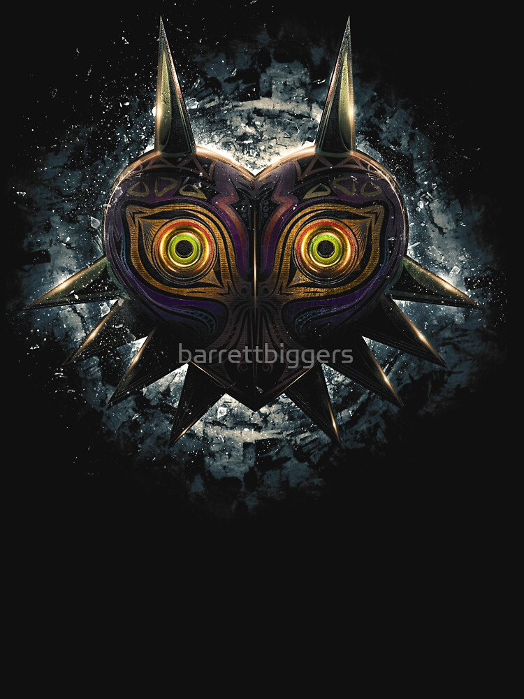 Das epische Böse von Majoras Maske von barrettbiggers
