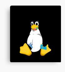 Linux is OP Canvas Print