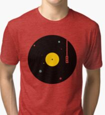 Music Everywhere Tri-blend T-Shirt