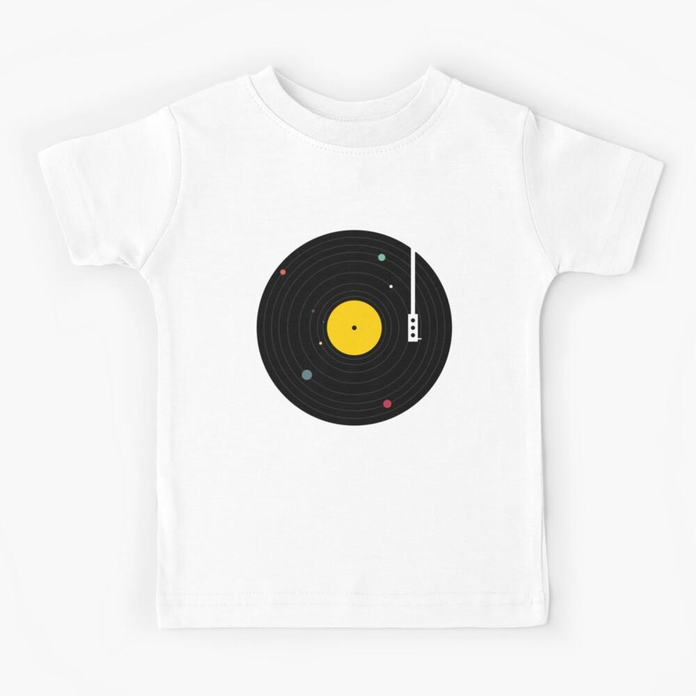 Music Everywhere Kids T-Shirt