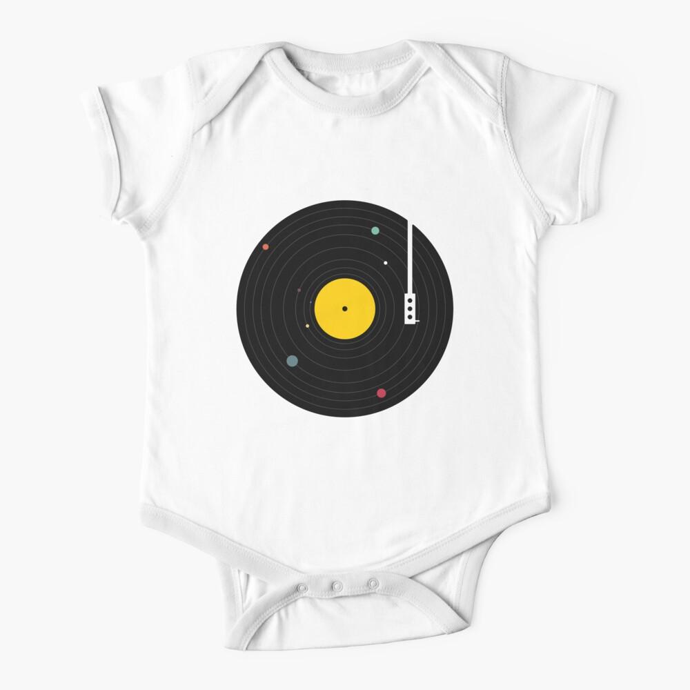 Music Everywhere Baby One-Piece