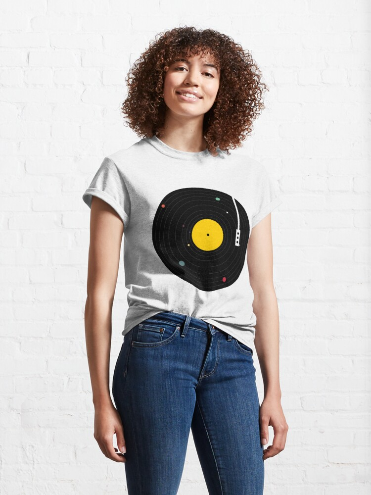 Alternate view of Music Everywhere Classic T-Shirt