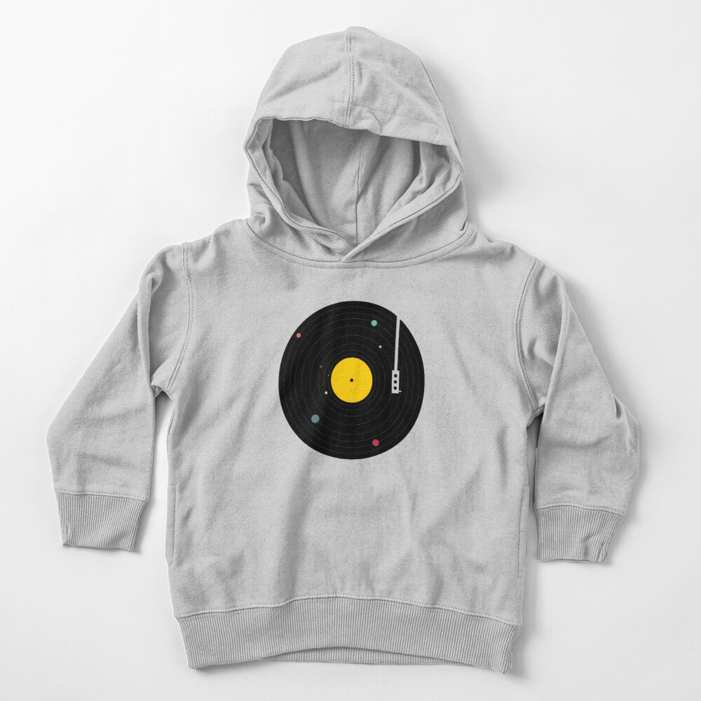 Music Everywhere Toddler Pullover Hoodie