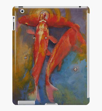 Koi Bubbles iPad Case/Skin