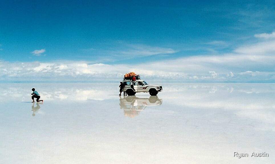 mirrorland by Ryan  Austin