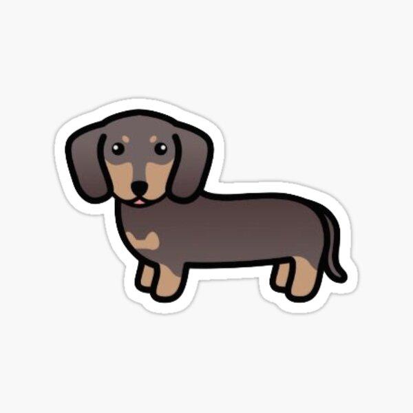 Weiner Dog  Sticker