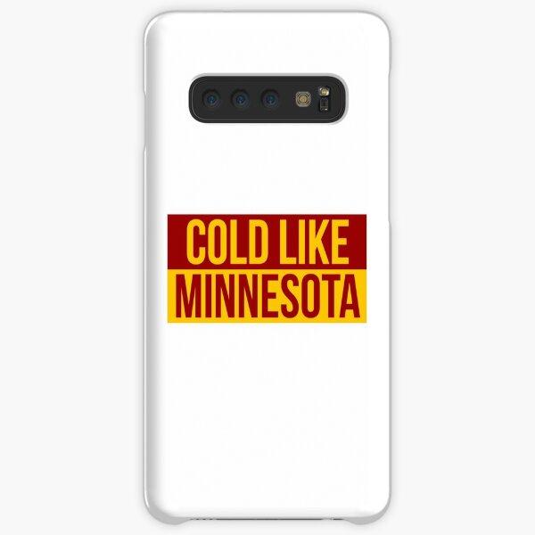 Cold Like Minnesota Graphic Samsung Galaxy Snap Case