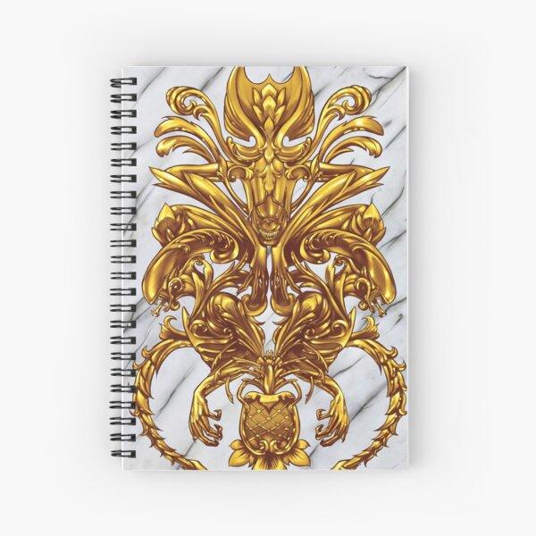 Xenofiligree Spiral Notebook