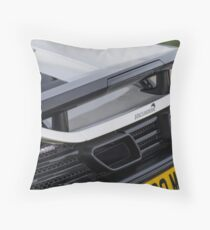 McLaren Rear Throw Pillow