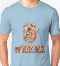 Free Charles Oakley Unisex T-Shirt