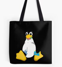 Linux is OP Tote Bag