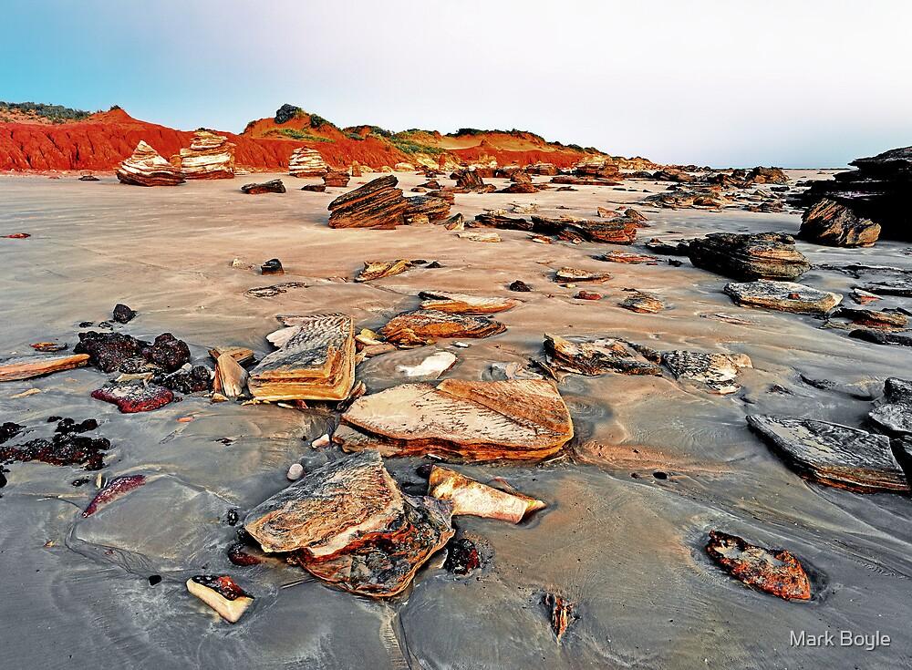 Beachscape, Broome WA by Mark Boyle