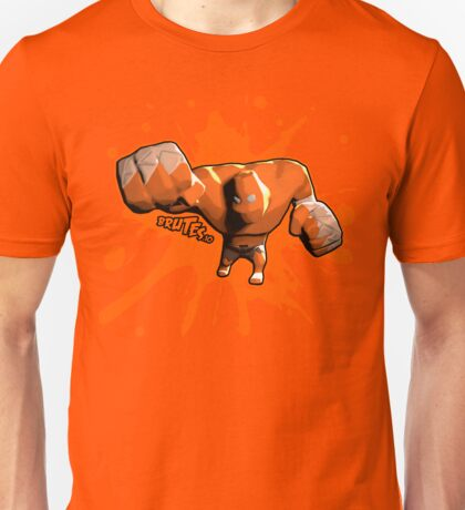 Brutes.io (Brawler Punch Orange) T-Shirt