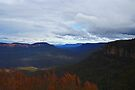 Blue Mountains by Evita