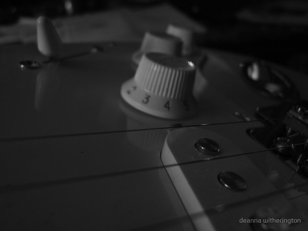 guitar: guitar series photo 1 by deanna witherington