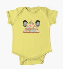 Ron Swanson's Pyramid Of Greatness One Piece - Short Sleeve