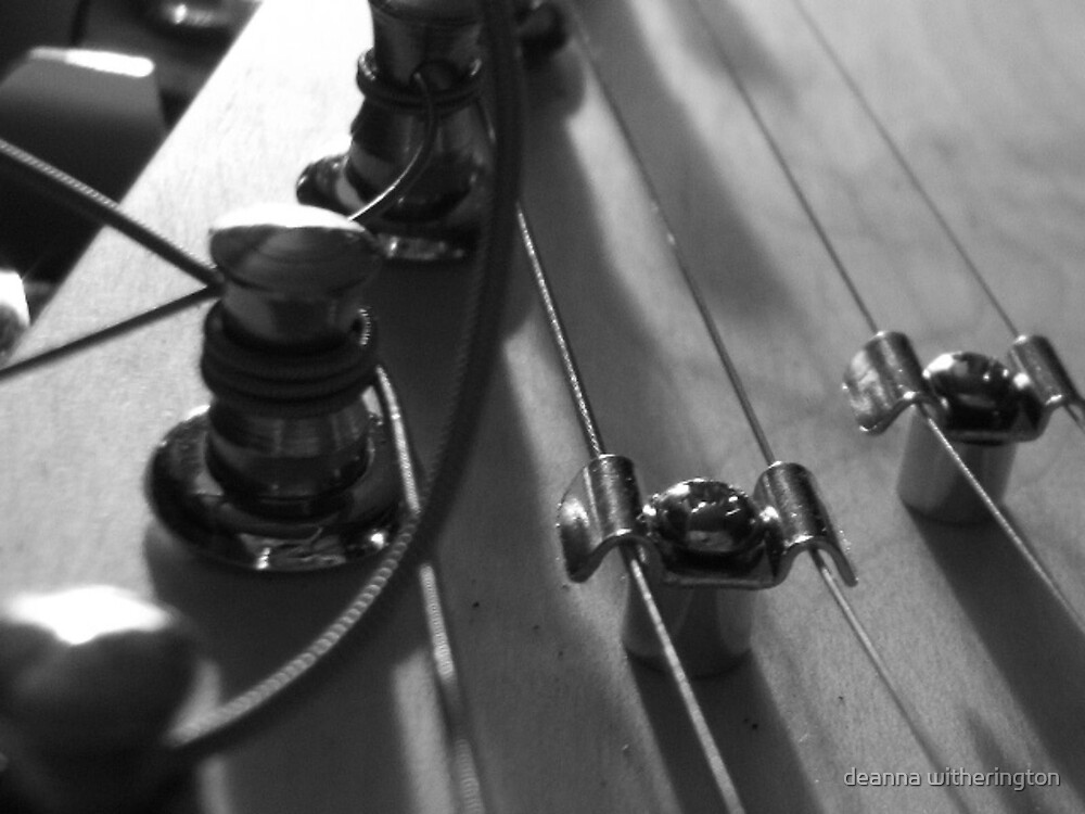 strings: guitar series photo 2 by deanna witherington