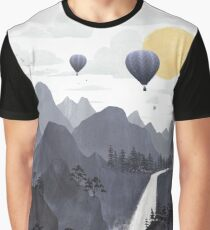 Roundscape II Graphic T-Shirt