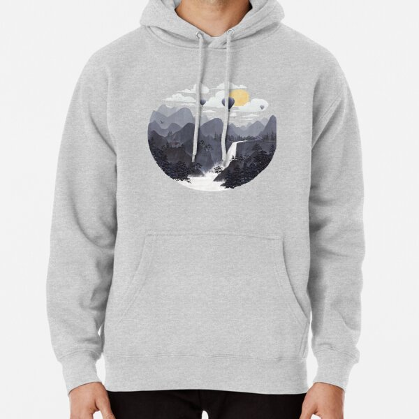 Roundscape II Pullover Hoodie