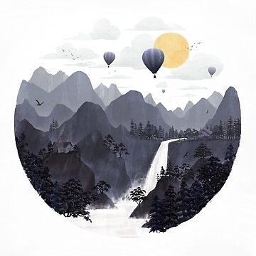 Roundscape II by filgouvea