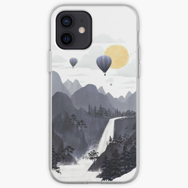 Roundscape II iPhone Soft Case