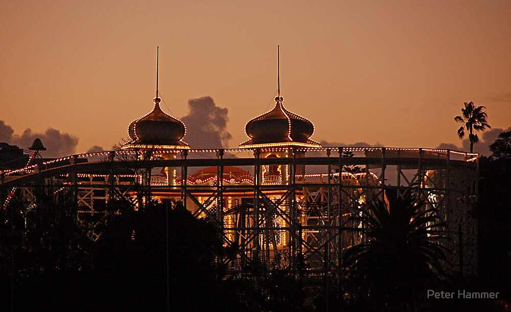 Luna Park by Peter Hammer