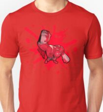 Brutes.io (Behemoth Punch Red) Unisex T-Shirt