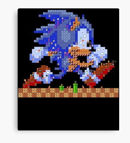 Sonic Maker Canvas Print